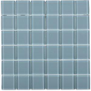 Grey blue 2x2 Polished