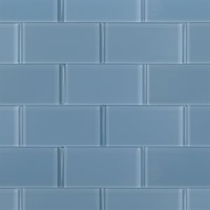Grey Blue 3x6 Polished
