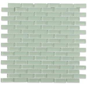 Sea Foam .5x2 Brick