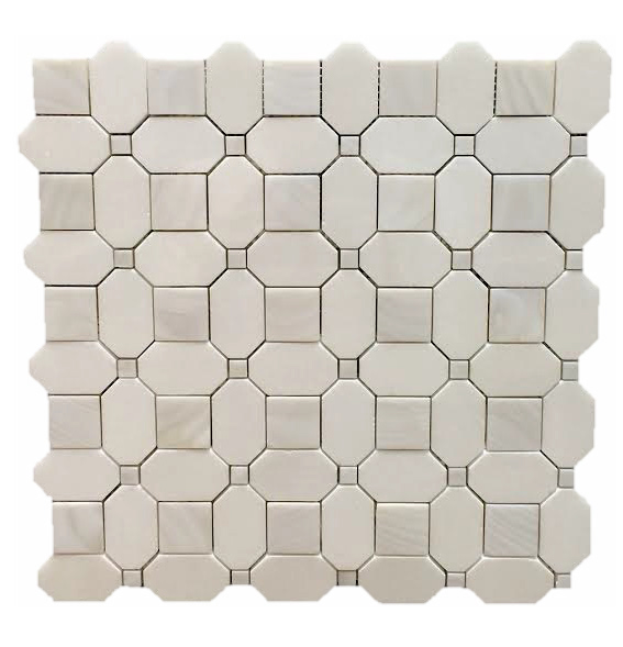 Square Weave Pearl Dot