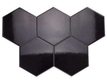 Flat Glossy Black
