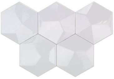 Pyramid Glossy White