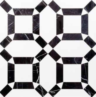 Corners Black and White
