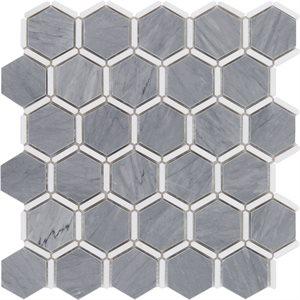 Honey Comb Burlington Grey