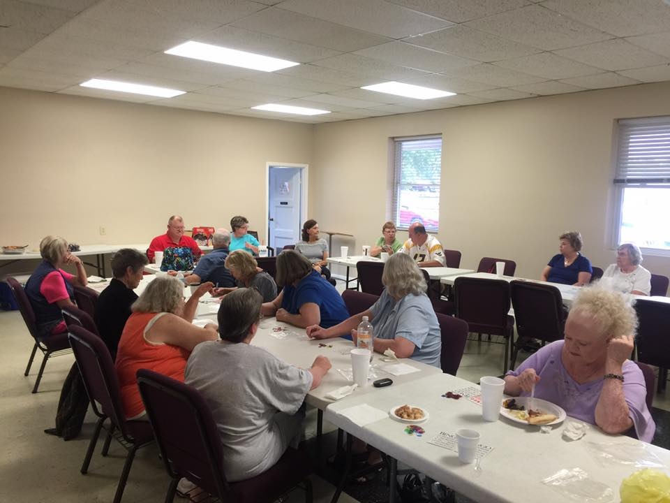 Our F.I.S.H Family gathering for food, fun and fellowship