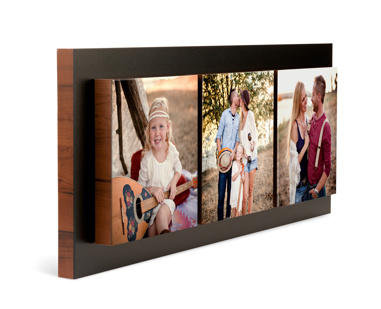 Image Block - The Image Block has a similar look to a Gallery Wrap in that the image or design is wrapped around a 1