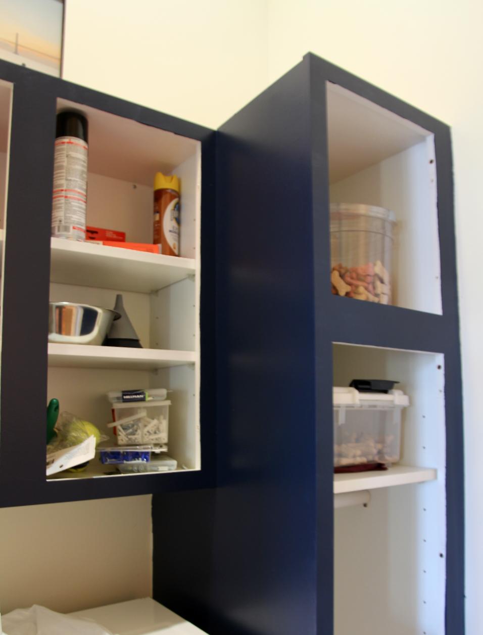 Laminate Cabinet Boxes