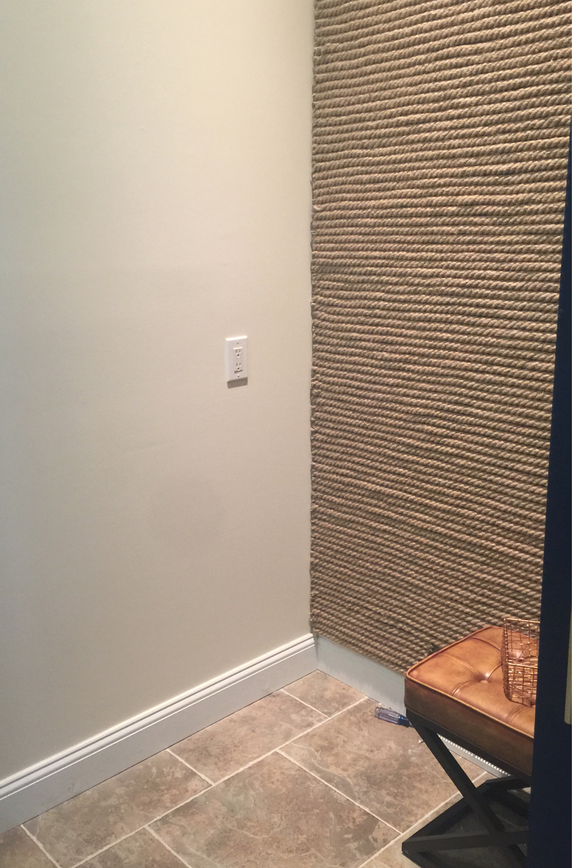 Rope Wall Install #2