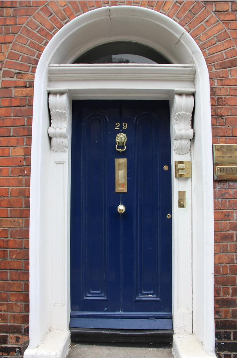 Blue Door London