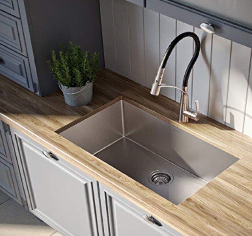 Kraus Under mount Sink KHU100
