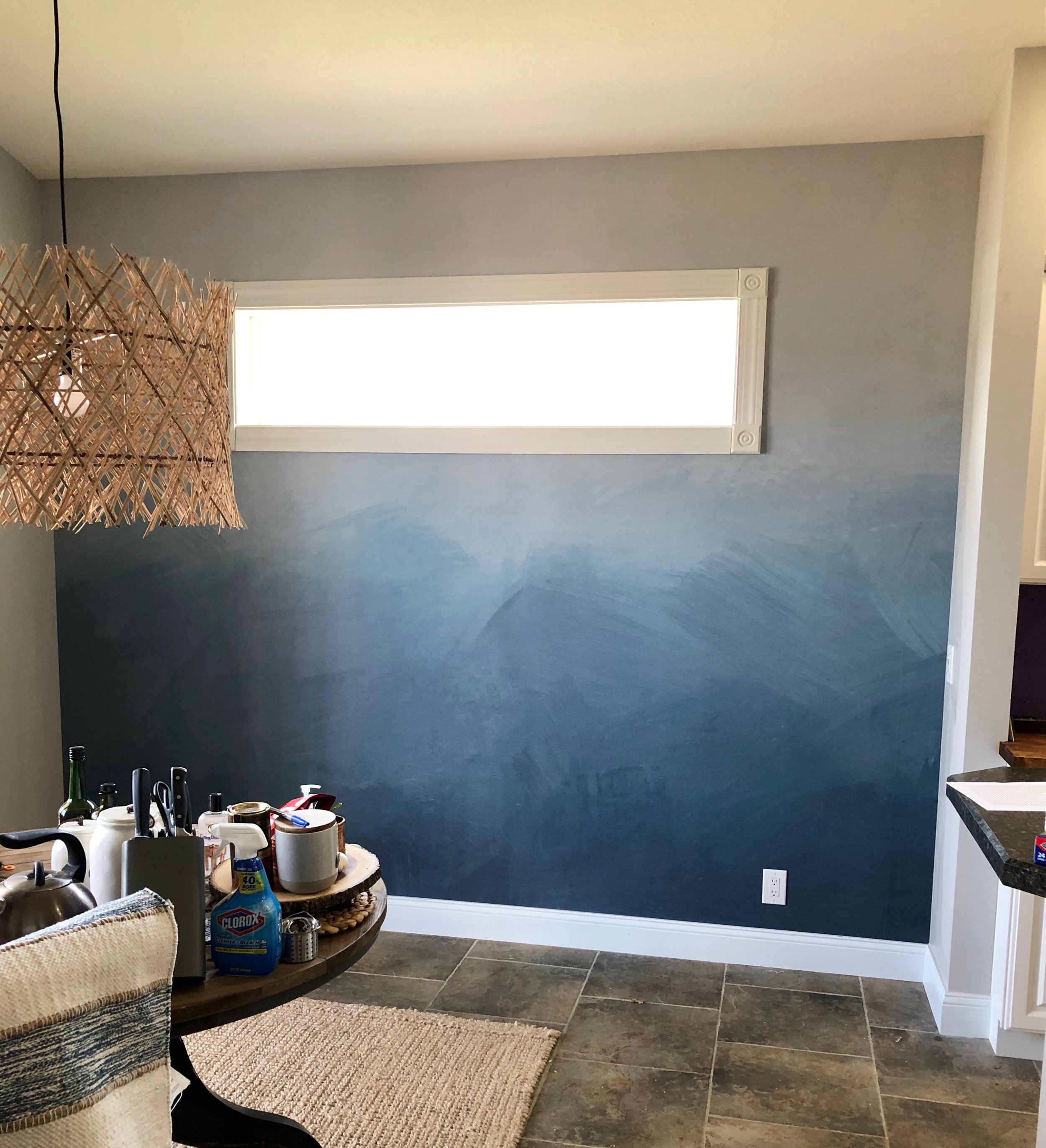 Anewall Roke Ombré wall mural