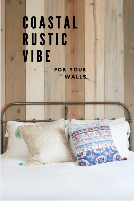Pin Coastal Rustic vibe