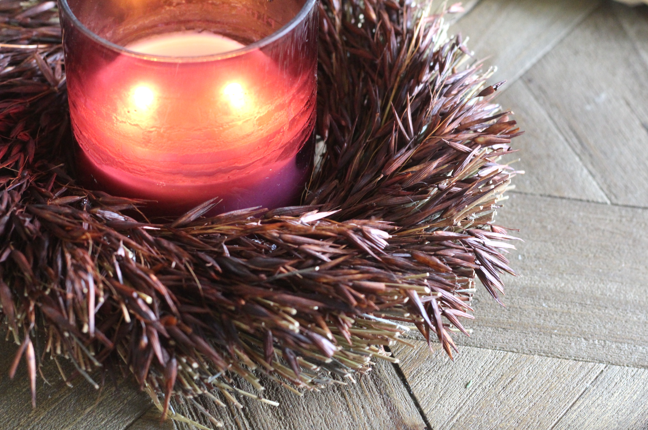 I love deeper, warmer scents in my home once the weather turns cooler.