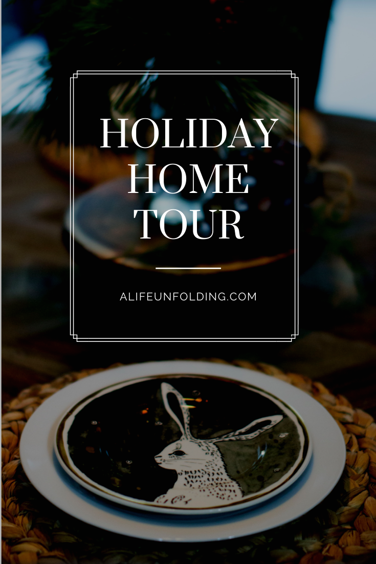 Celebrate Christmas Home Tour