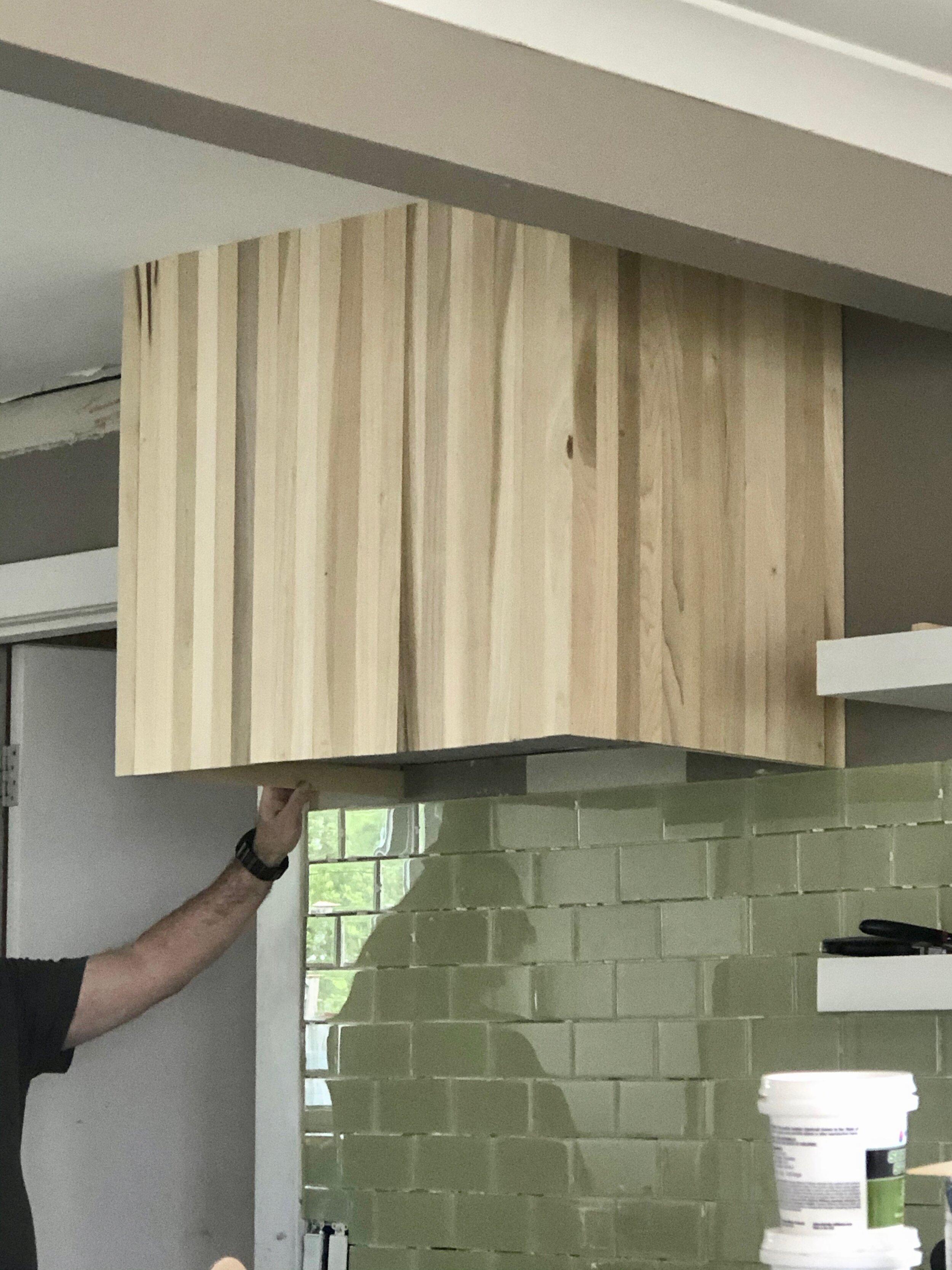 Kitchen Hood Vent
