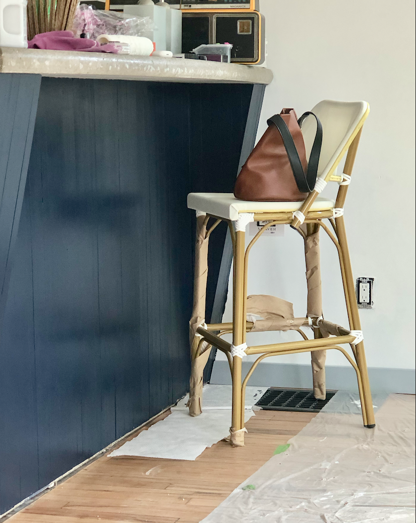 Naval is Sherwin Williams color of the year for 2020.