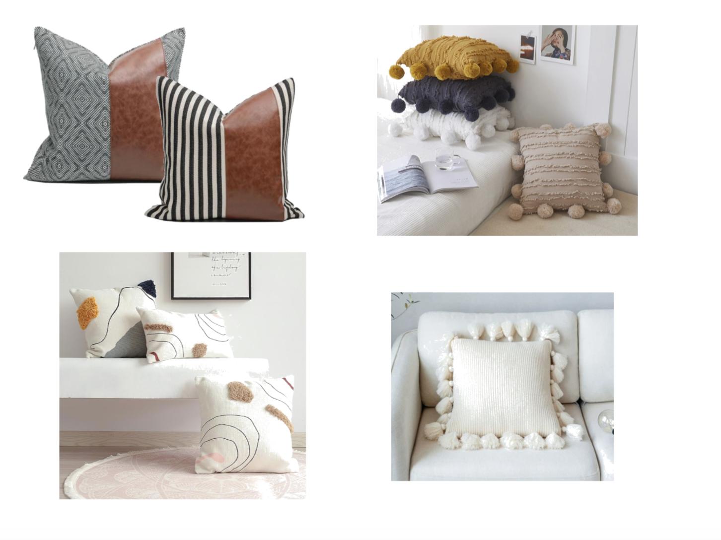Homeplistic.com Pillows