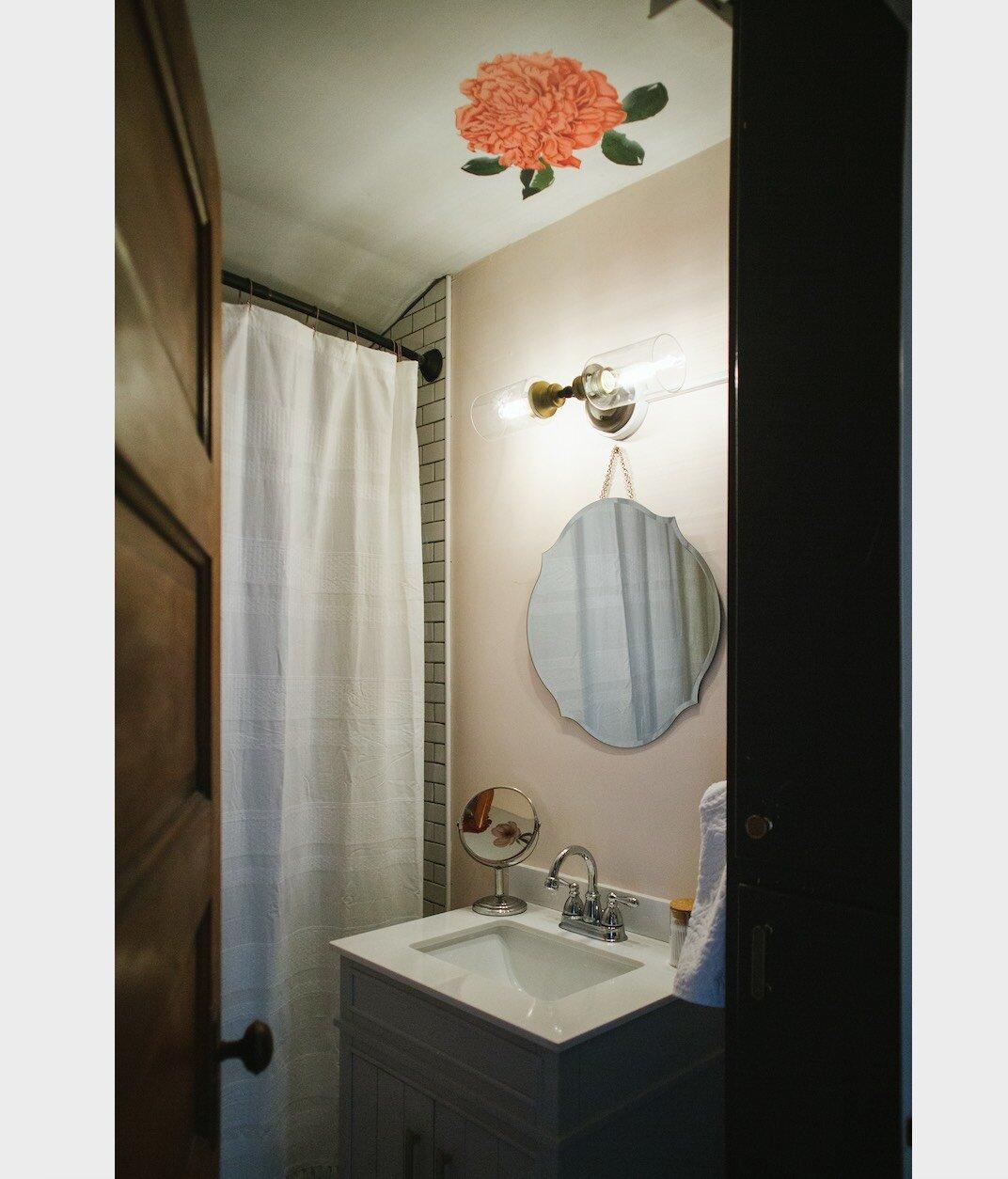 Small Bathroom after renovation