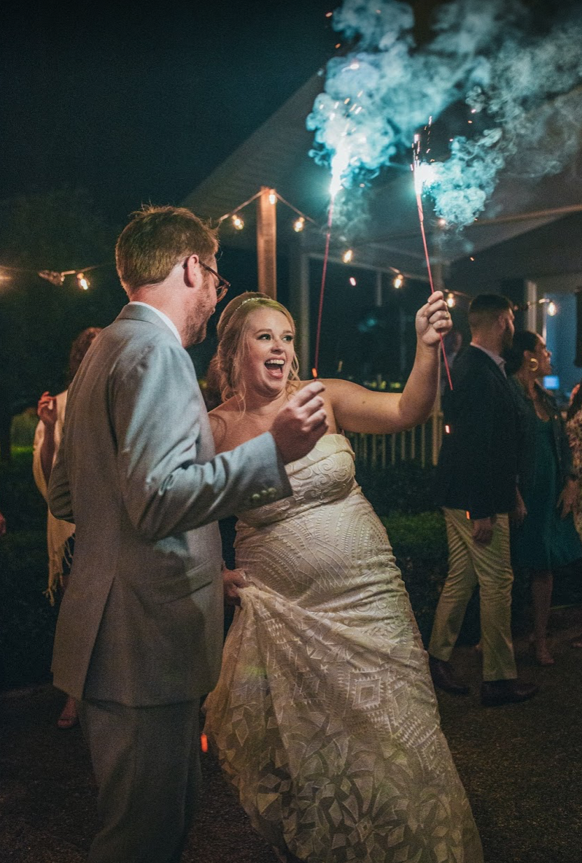 Mosquito Free Outdoor Wedding