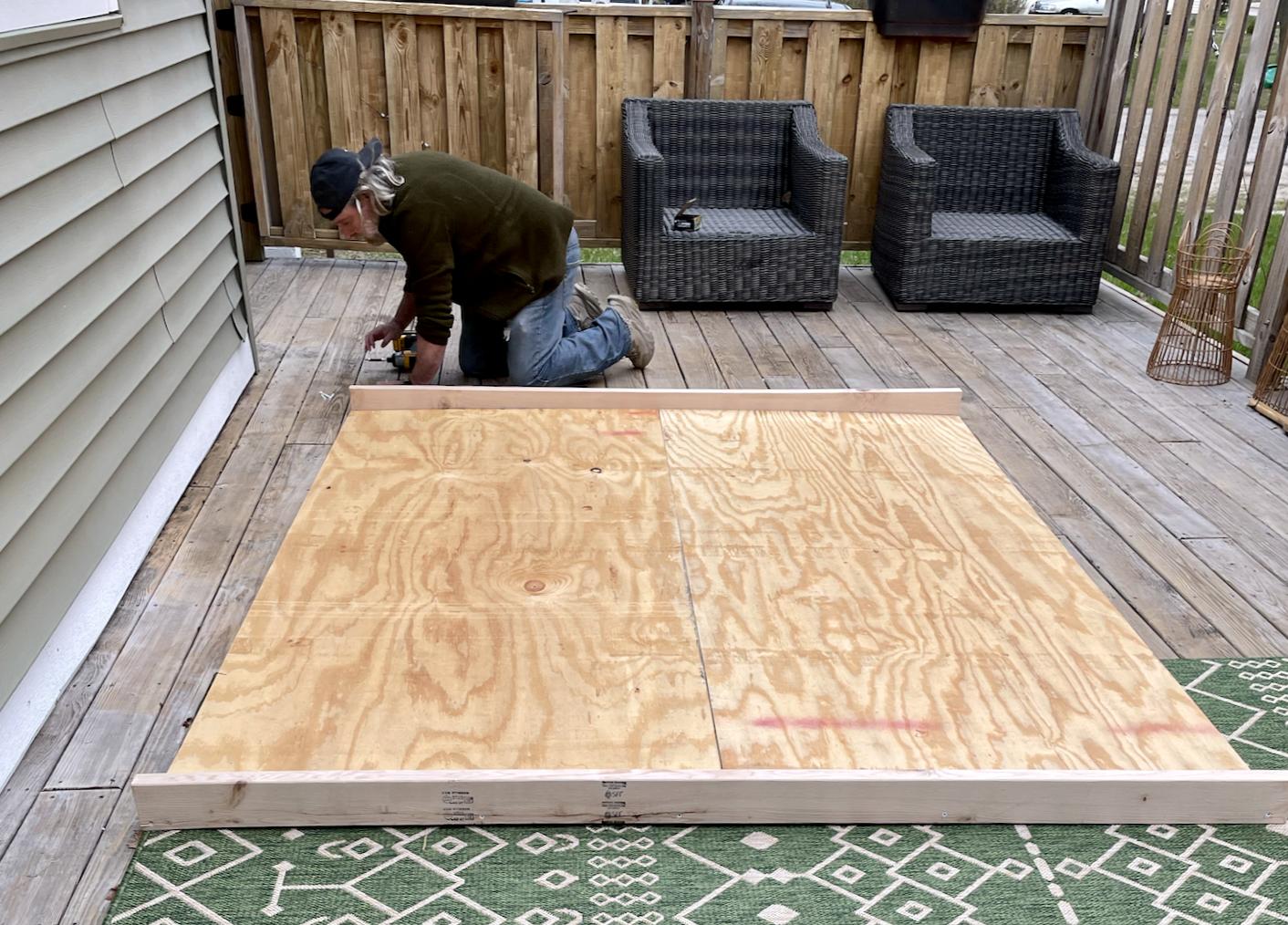 Framing the DIY Living Wall