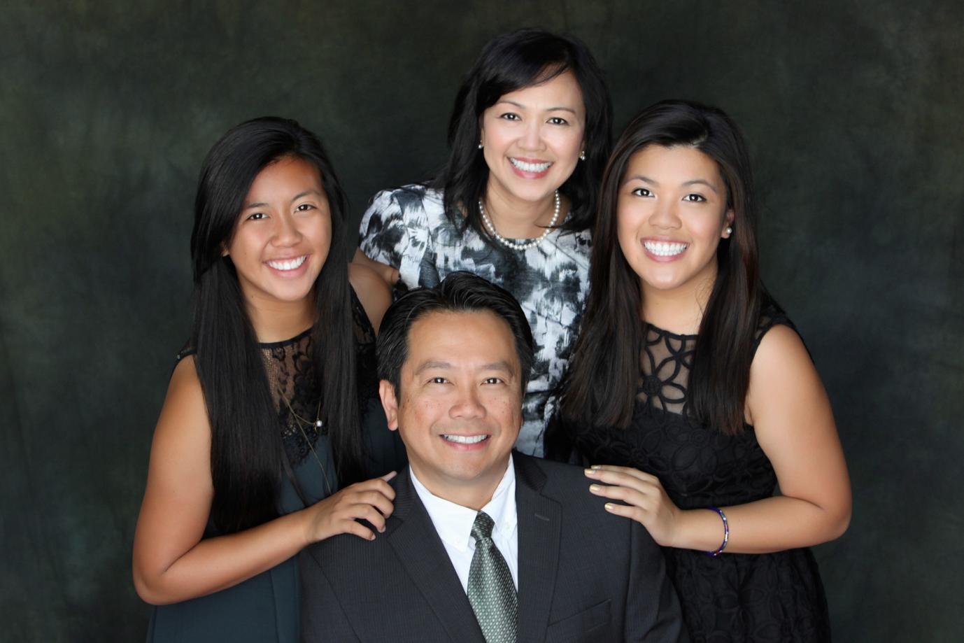 Aliso Viejo, California Family Portrait Photography