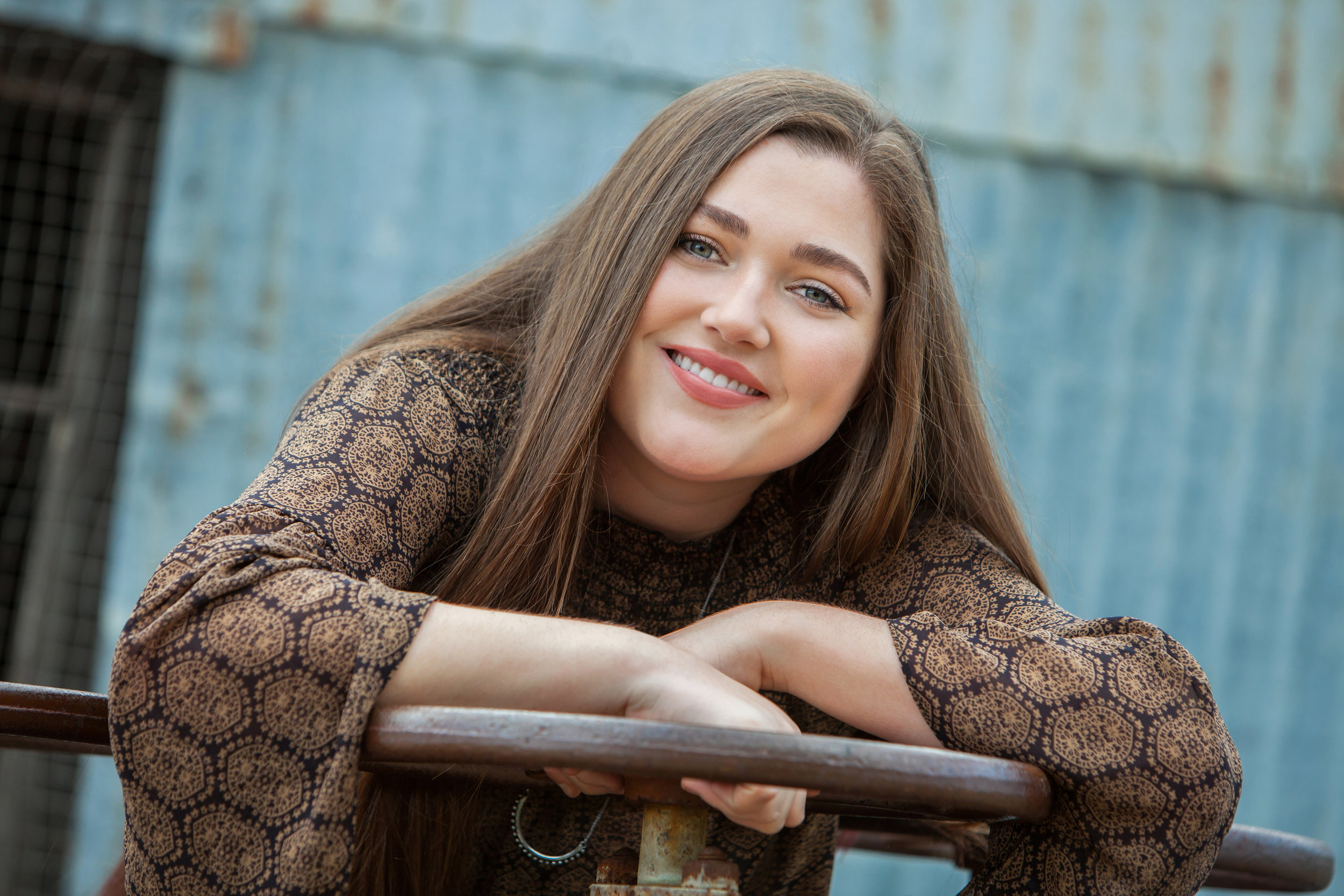 Professional High School Senior Photography Images For Girls