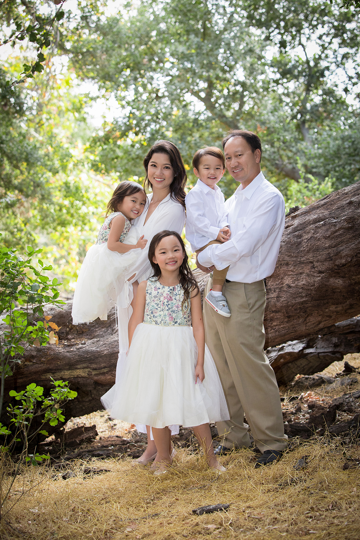 Trabuco Canyon California Family Portraits