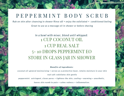Peppermint body scrub.png