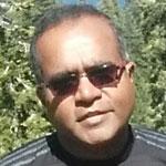 Rajan Vasudevan , CEO,  OceanManager