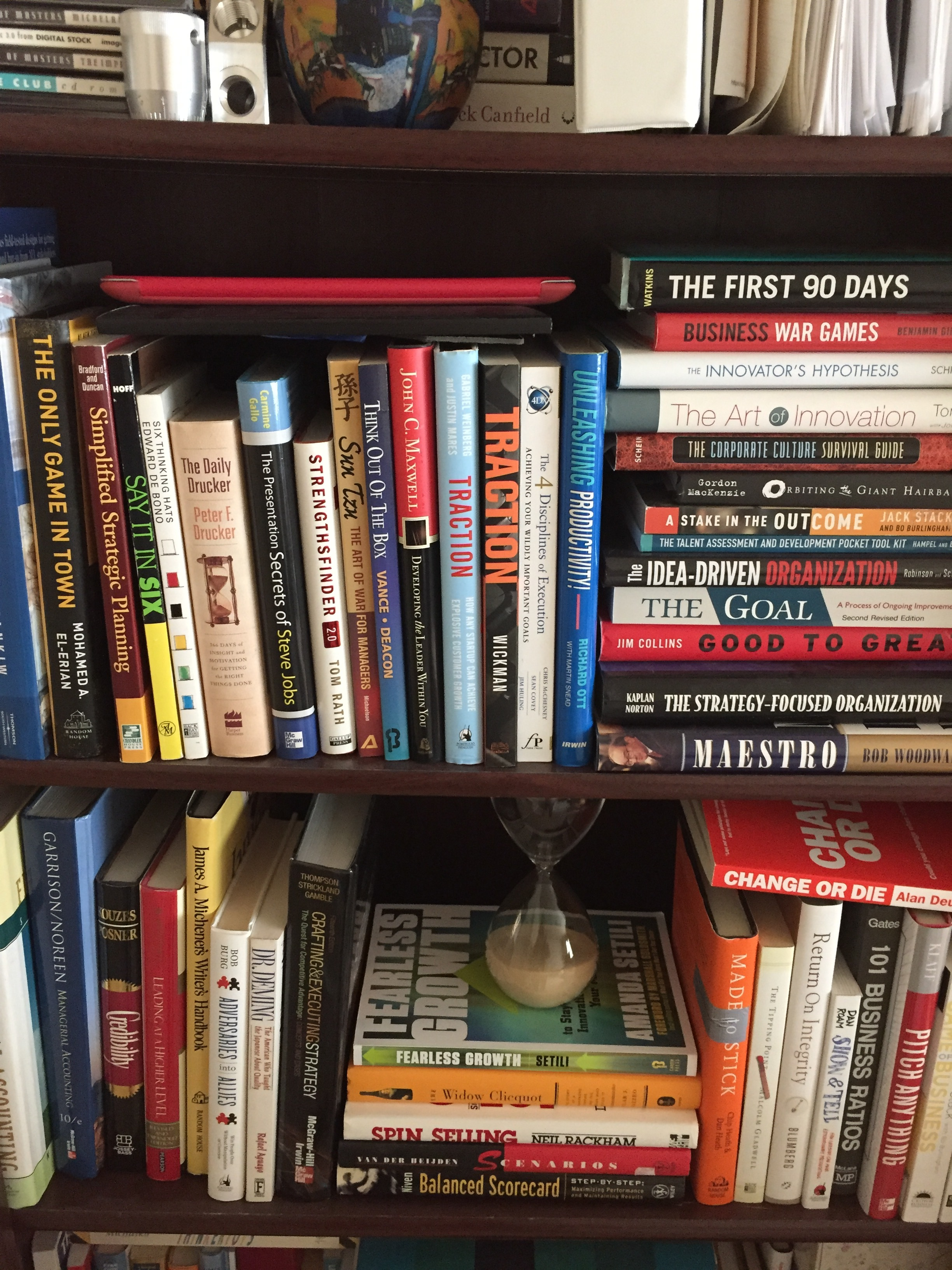 Some of my favorite books …