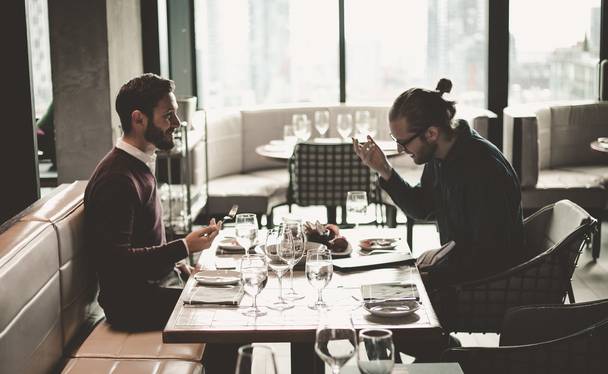 Top 5 King West Restaurants for a Business Lunch lavelle