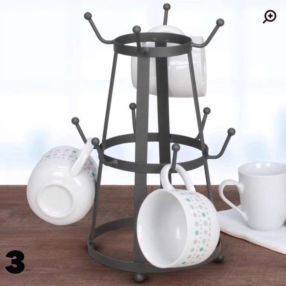 Wayfair mug rack