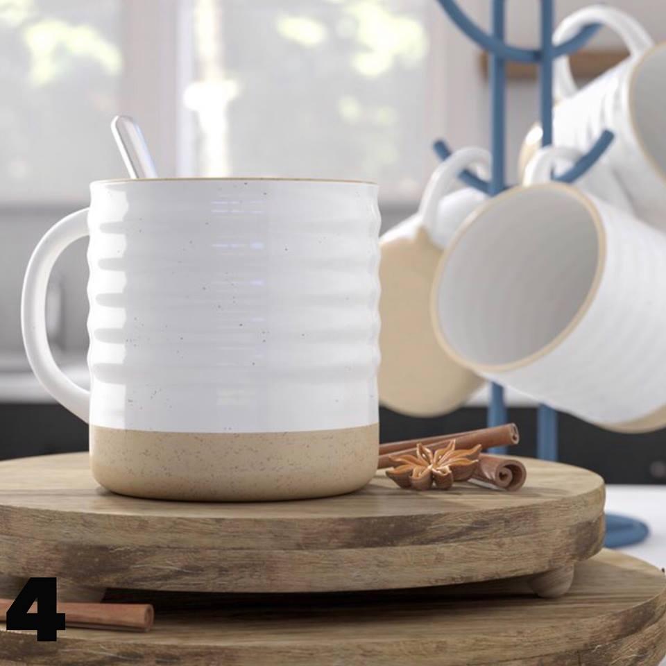 Wayfair Classic mug set