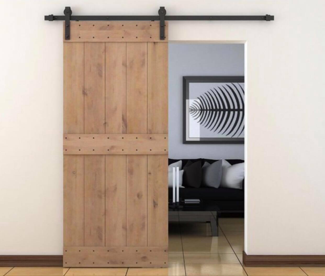 Wayfair barn door