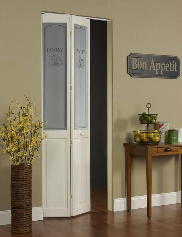 Pantry bi-fold doors