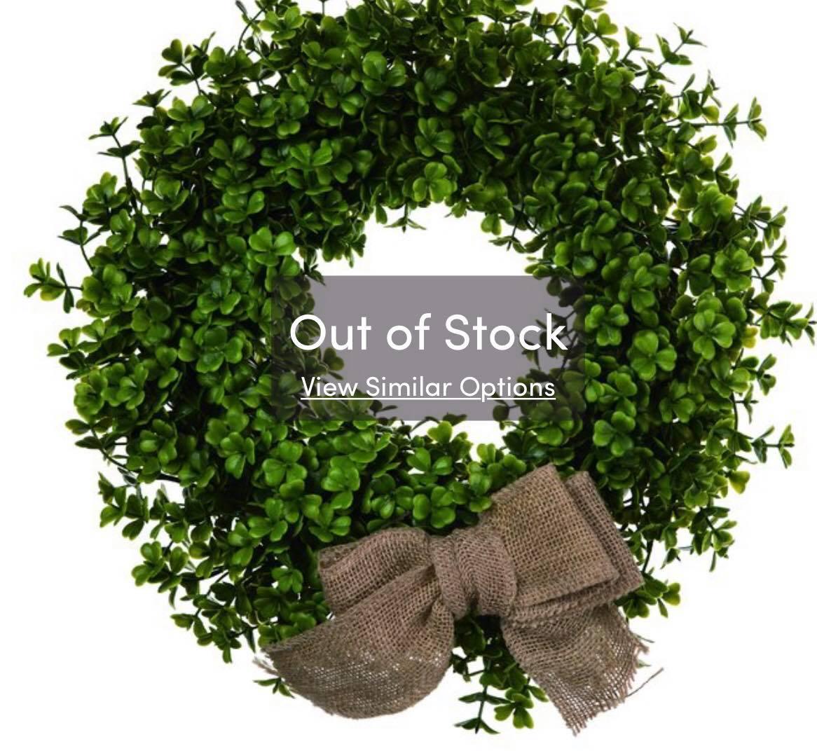 Clover Wreath