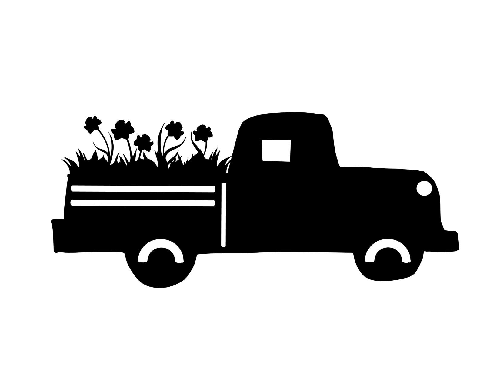 spring flower truck black.jpg