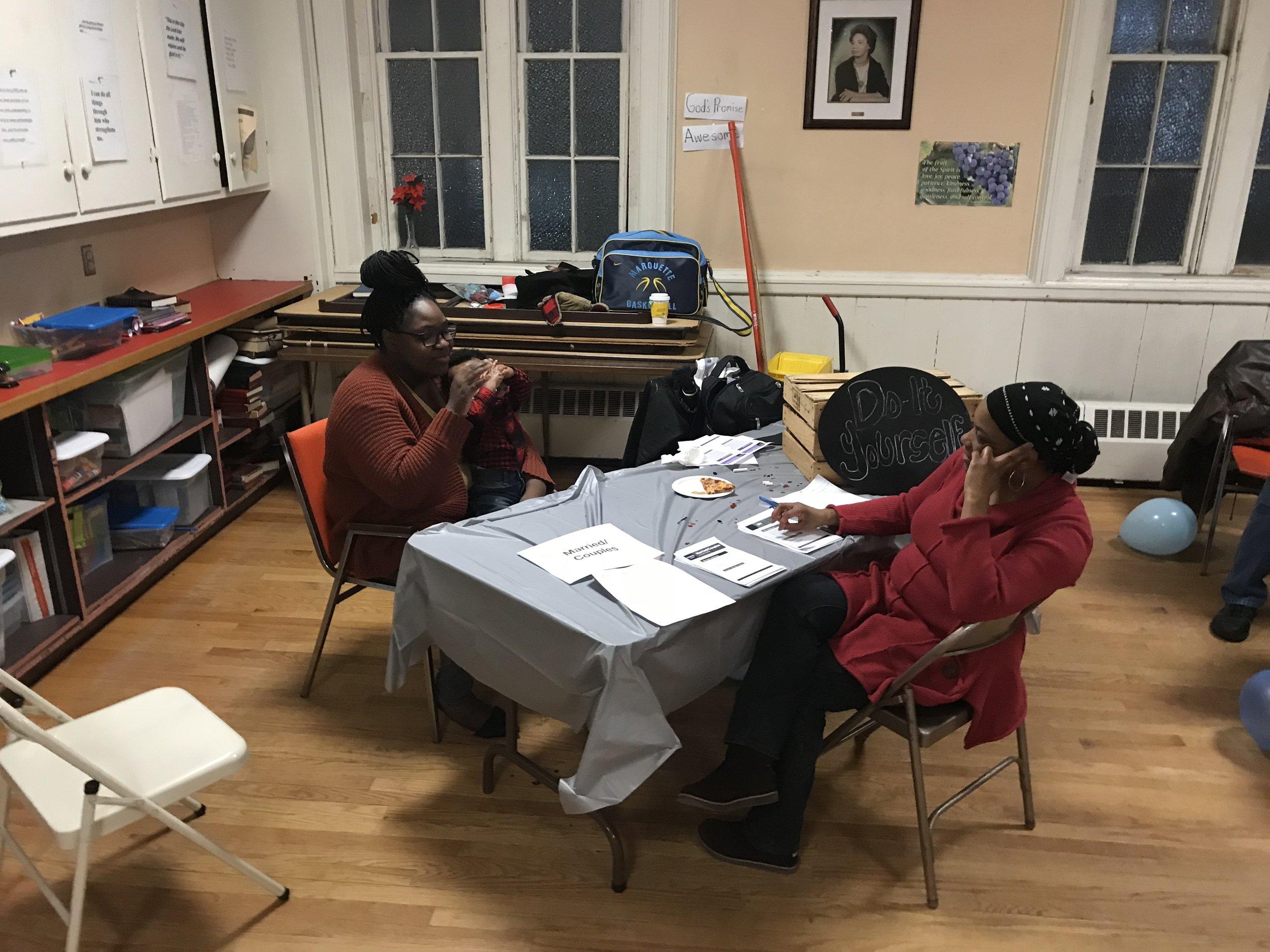 Bible Group - Bible Based: Wednesdays @6:30pm (Fellowship Hall/Sanctuary)