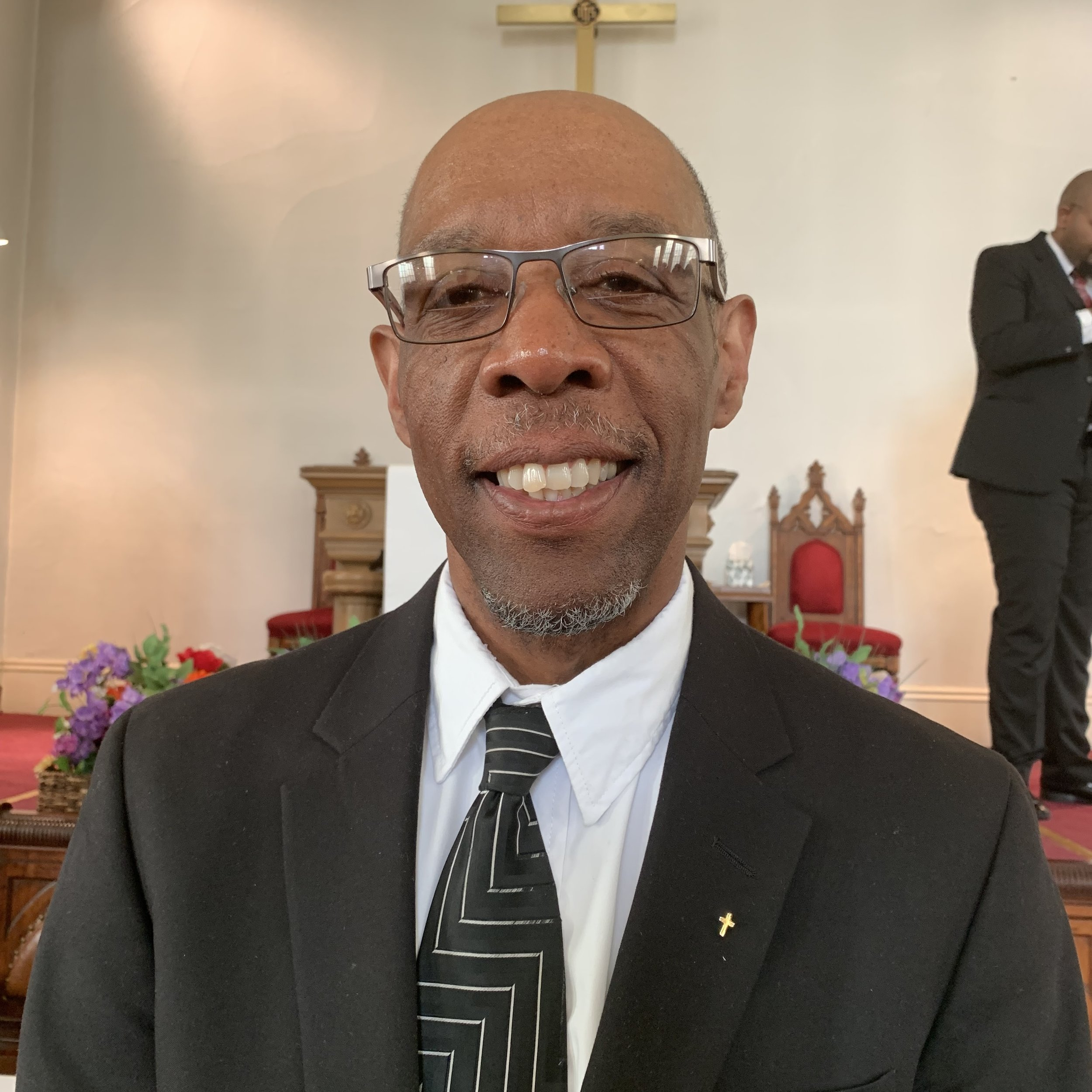 Deacon Dennis Price  Chairman