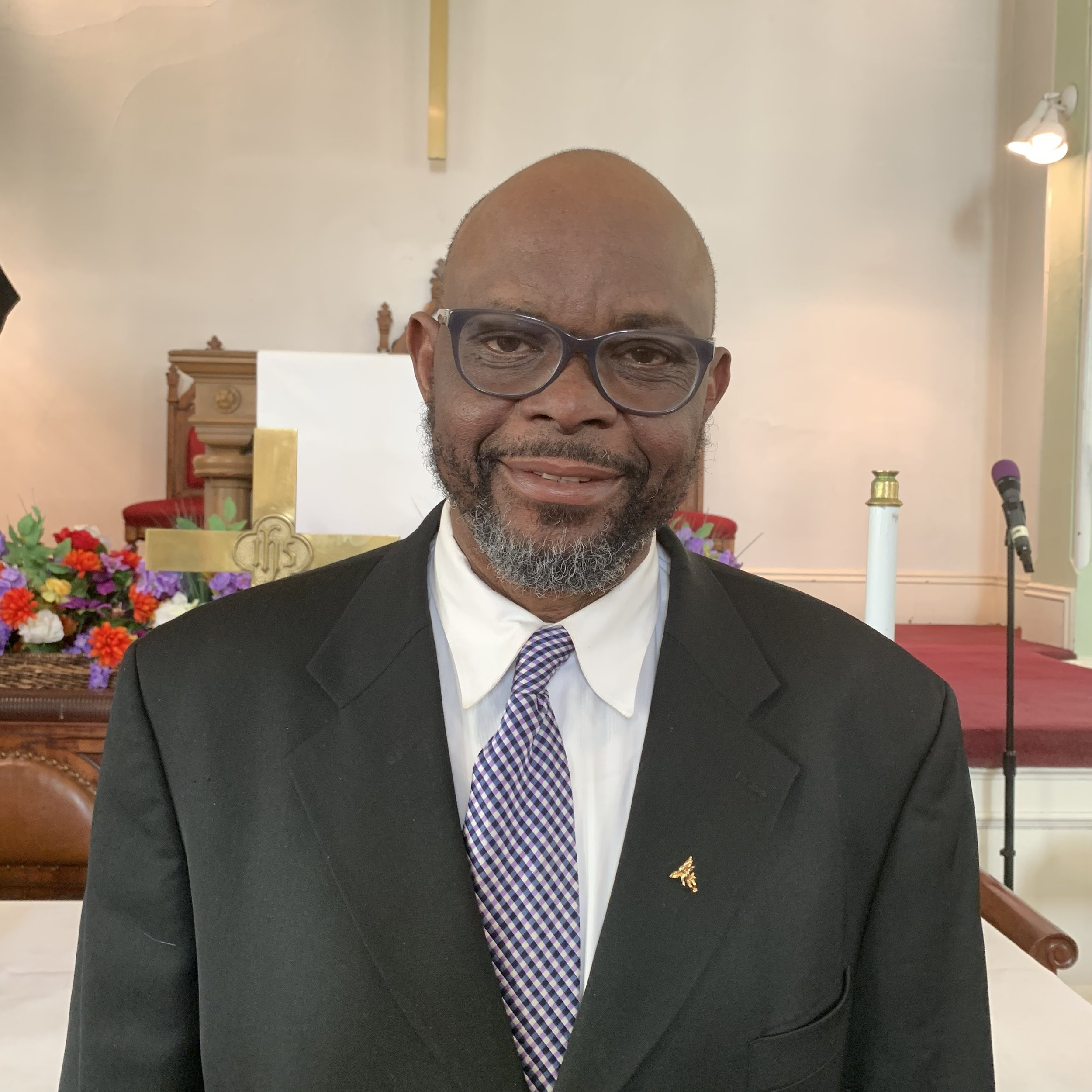 Deacon Paul Wesiah  Co-Chairman