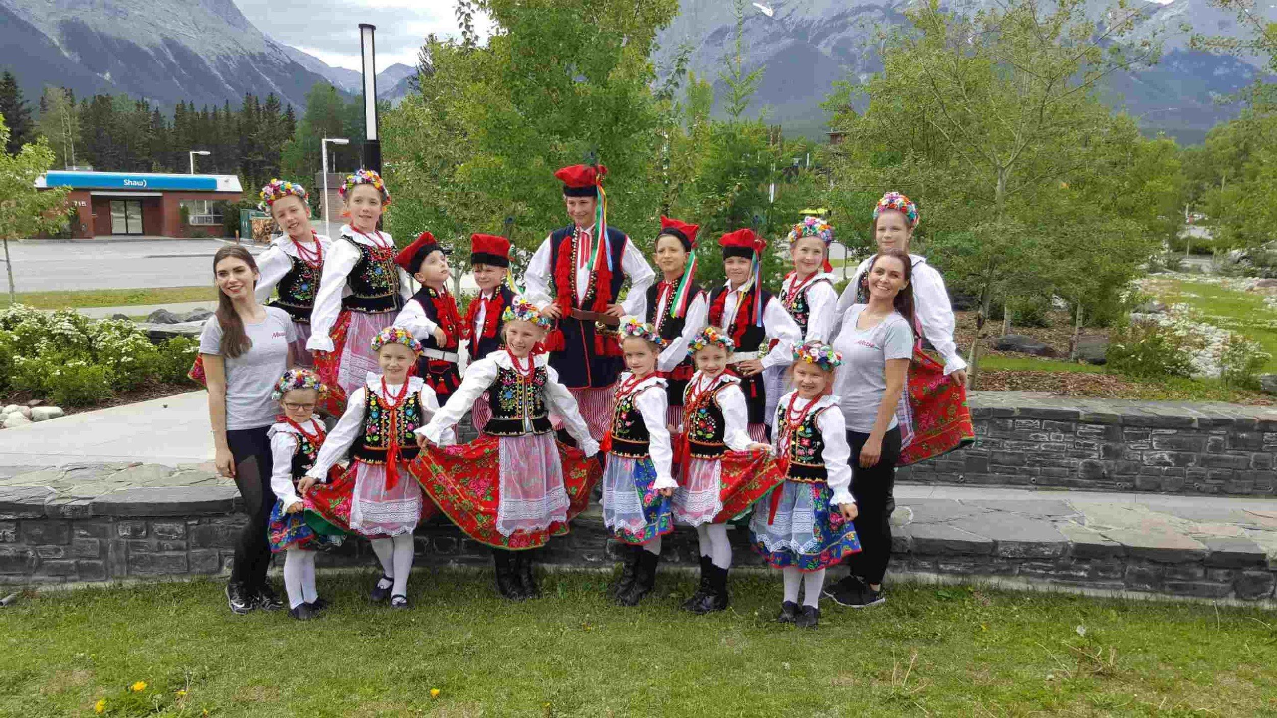 Mazur Polish Canadian Dancers of Edmonton Society