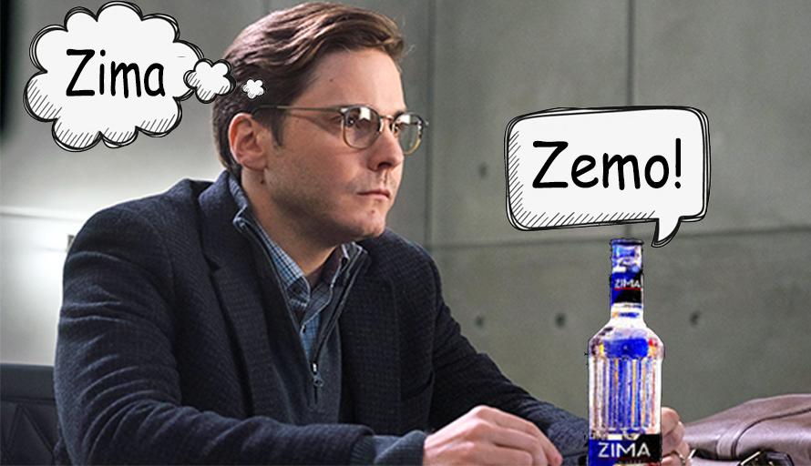Zemo loves Zima