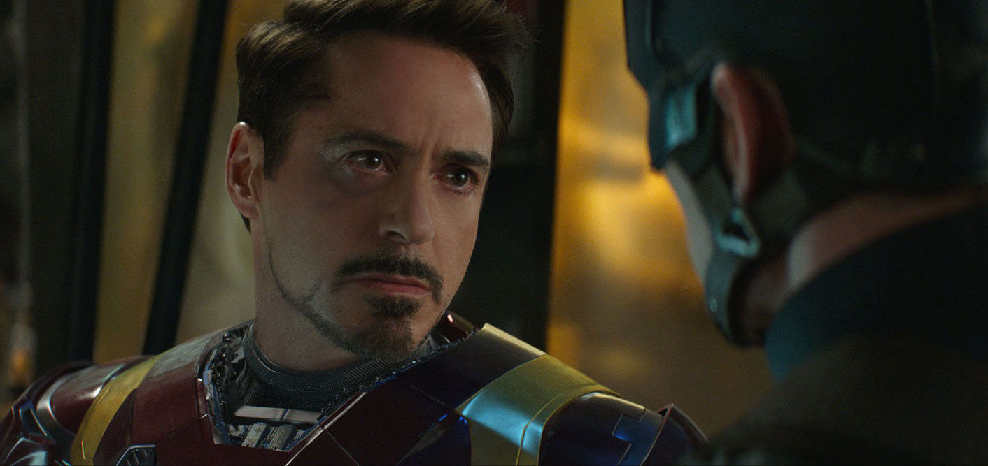 Tony Stark and Steve Rogers friends and foes in Captain America: Civil War