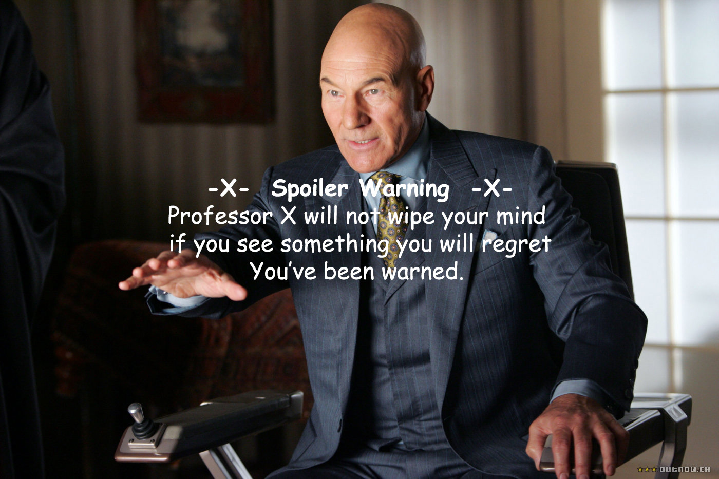 X-men Spoiler Warning