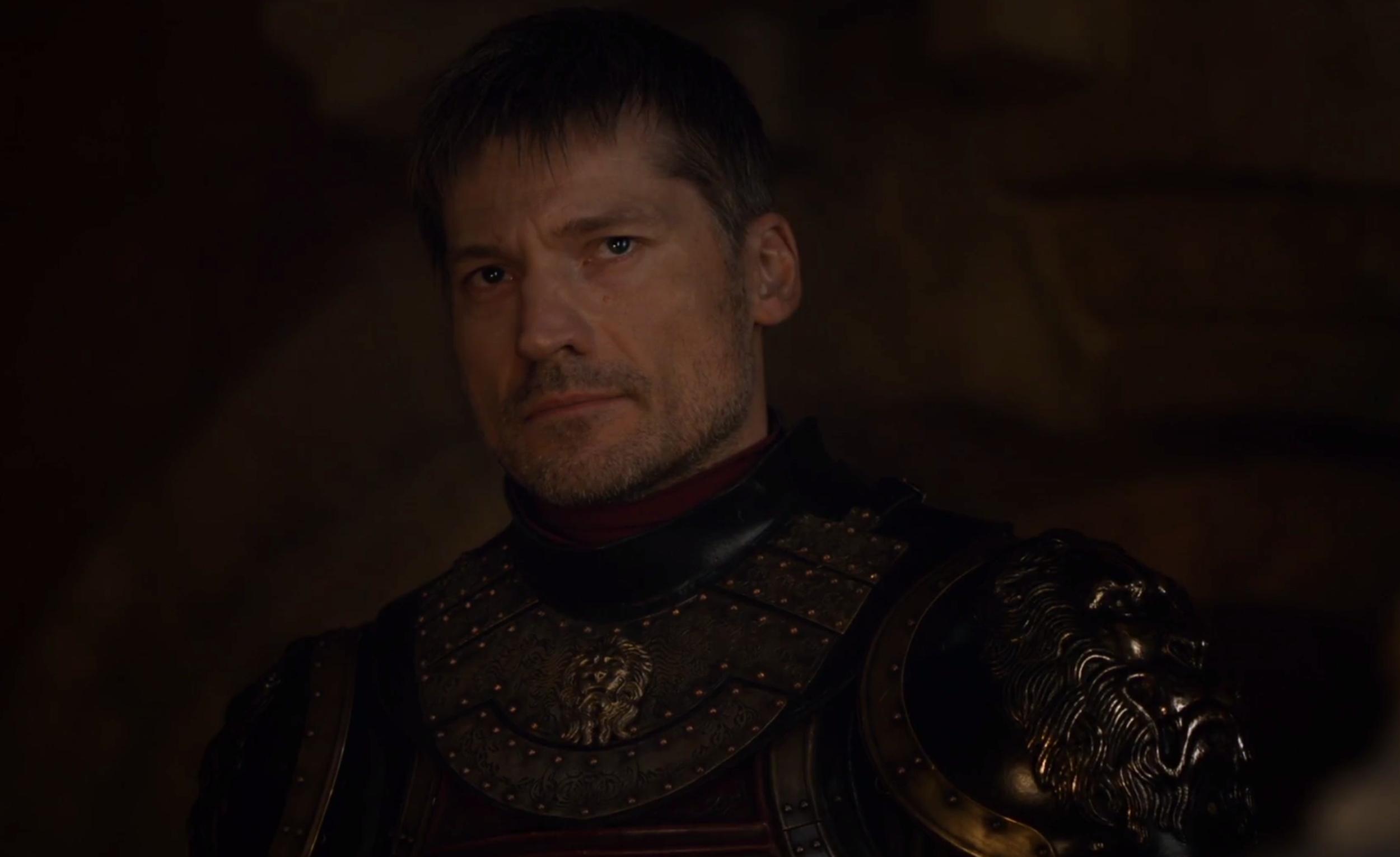 Jaime Lannister's broken heart Game of Thrones Episode 10 Season 6