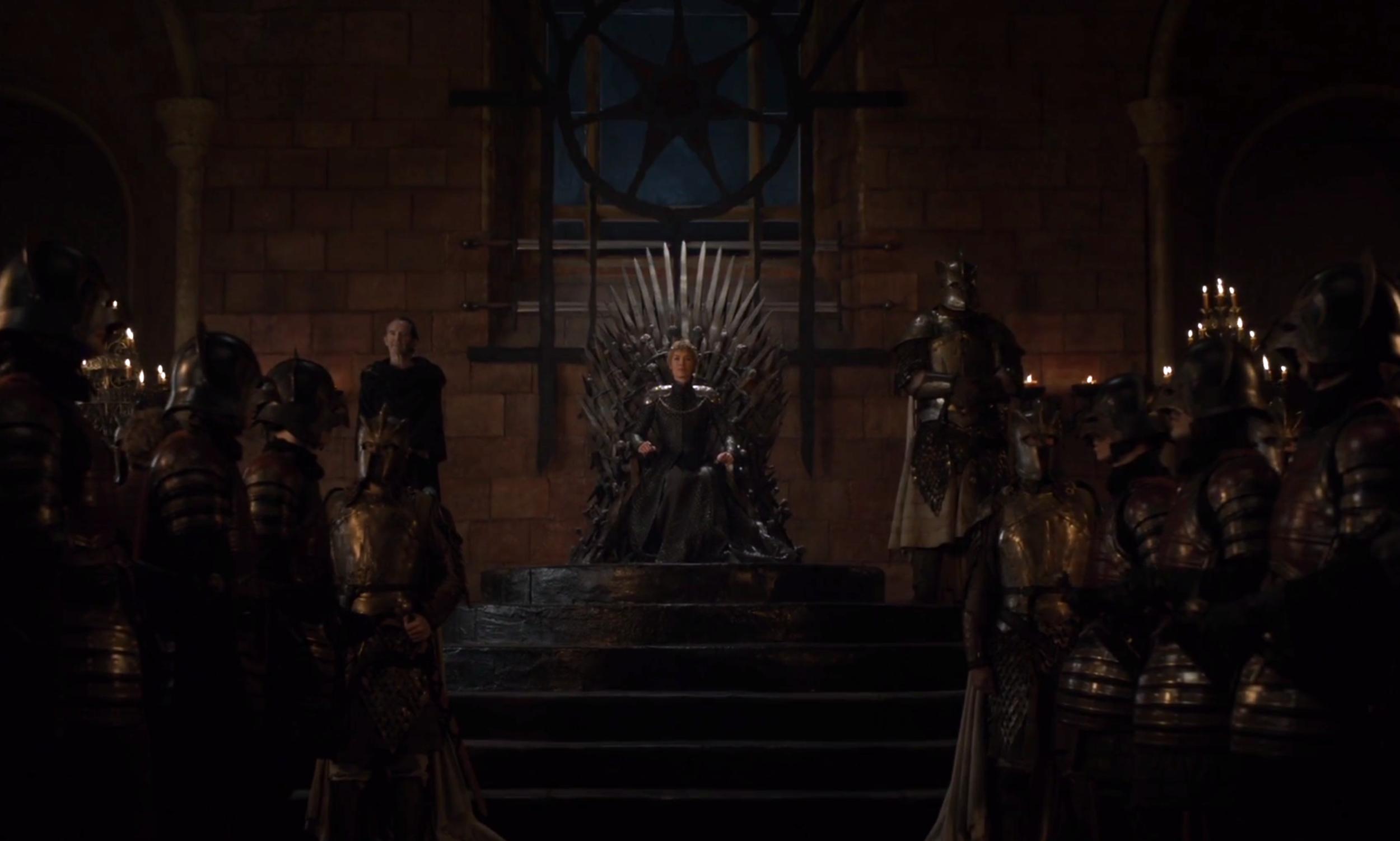 Queen Cersei Game of Thrones Episode 10 Season 6