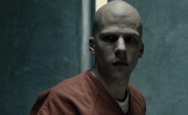 Prison Lex in Batman vs. Superman: Dawn of Justice