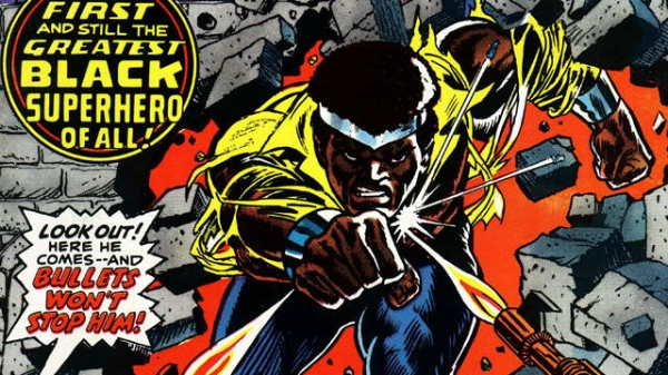 Luke Cage First and Still Greatest Black Superhero of all