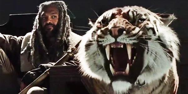 Ezekiel The Walking Dead Season 7