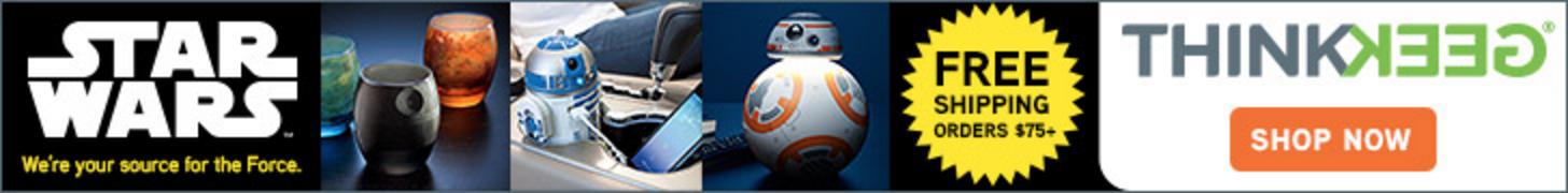 Star Wars Free Shipping THINKGEEK